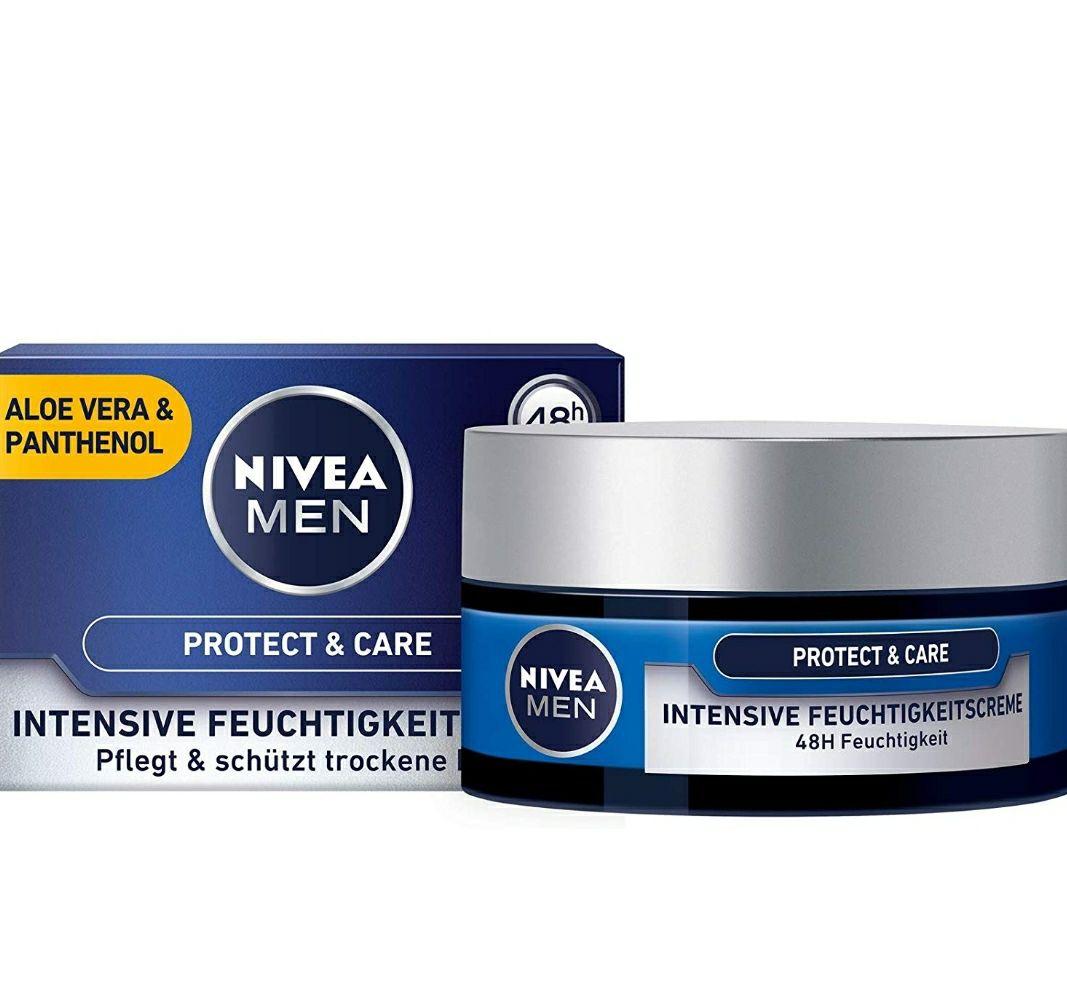 3x NIVEA MEN Protect & Care