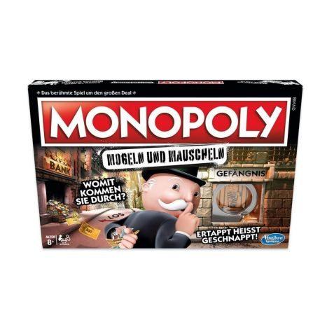 [Interspar] Hasbro Gaming Monopoly versch. Sets reduziert z.B. Monopoly Mogeln und Mauscheln um nur 12€ (Bestpreis!)