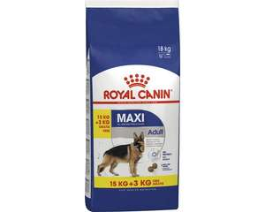 Royal Canin Adult Maxi 15+3 kg