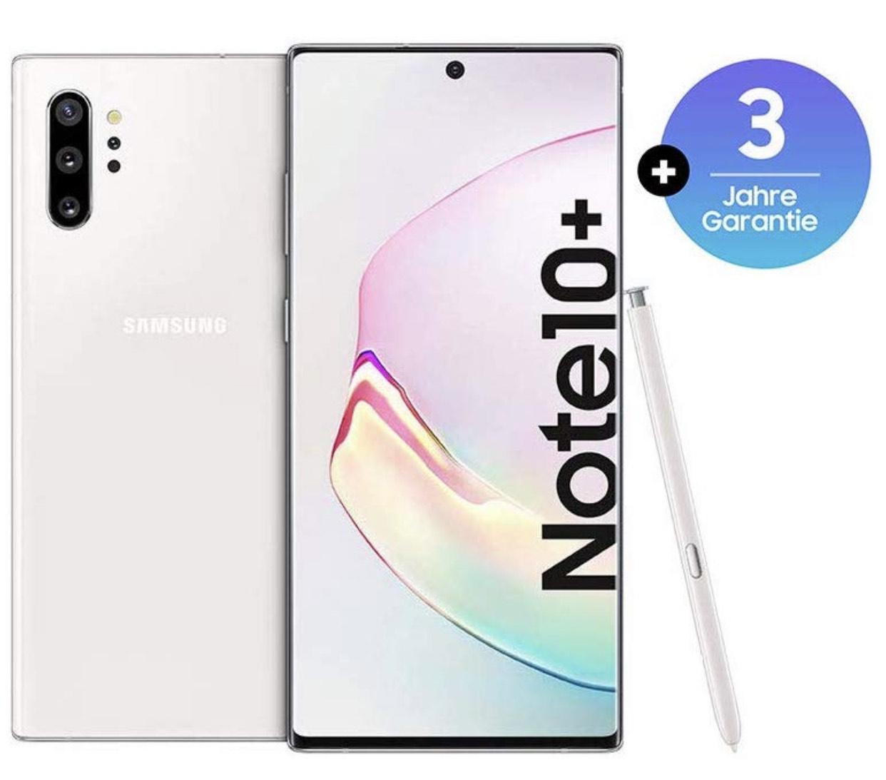 Samsung Galaxy Note 10+ 256GB inklusive 3 Jahre Garantie