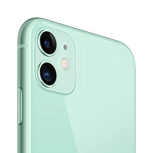 Apple iPhone 11 (256 GB) - Grün und Violett