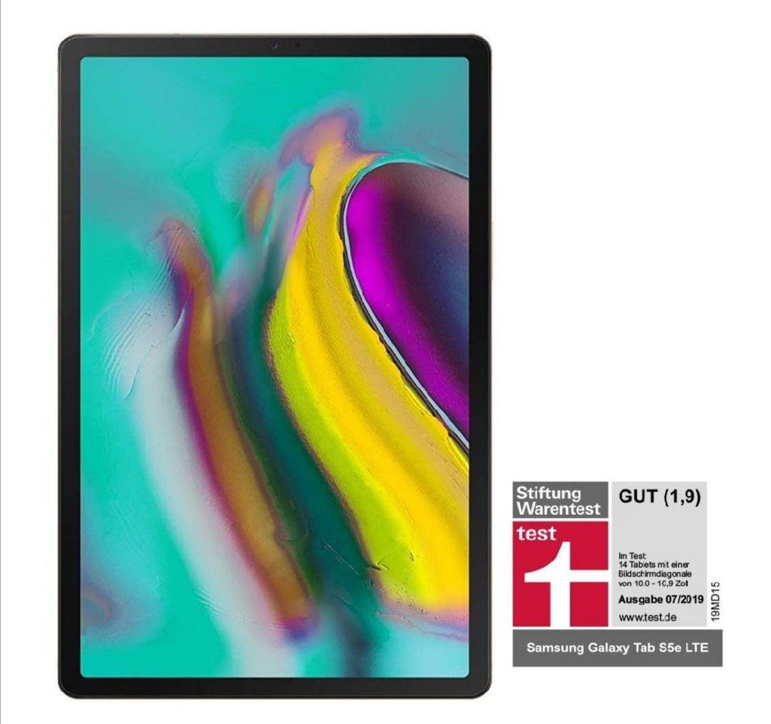 Samsung Galaxy Tab S5e T725 (10,5 Zoll) LTE Silver 64GB