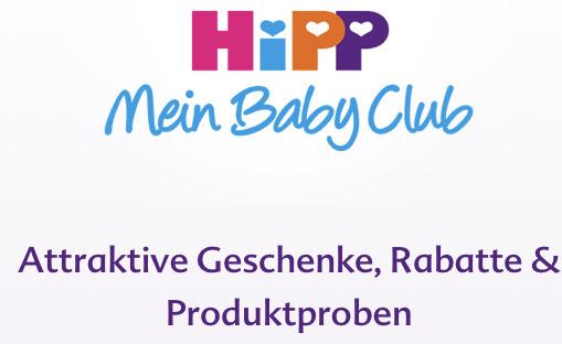 Hipp: Kostenlose Goodie-Packages für (werdende) Eltern