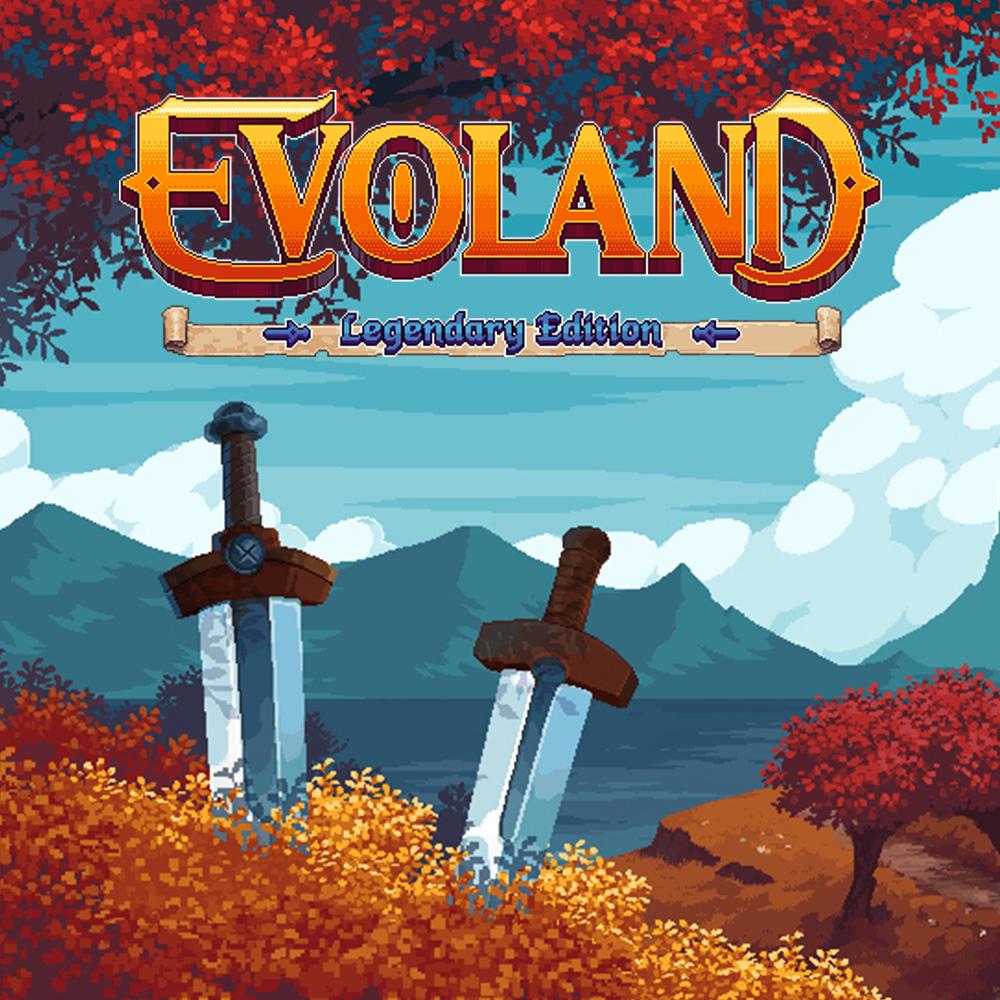 Nintendo Shop: Evoland Legendary Edition für Switch