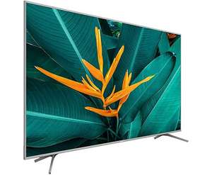 Hisense H75BE7410 189 cm (75 Zoll) Fernseher (4K Ultra HD, HDR, DolbyVision, Triple Tuner, Metallgehäuse)