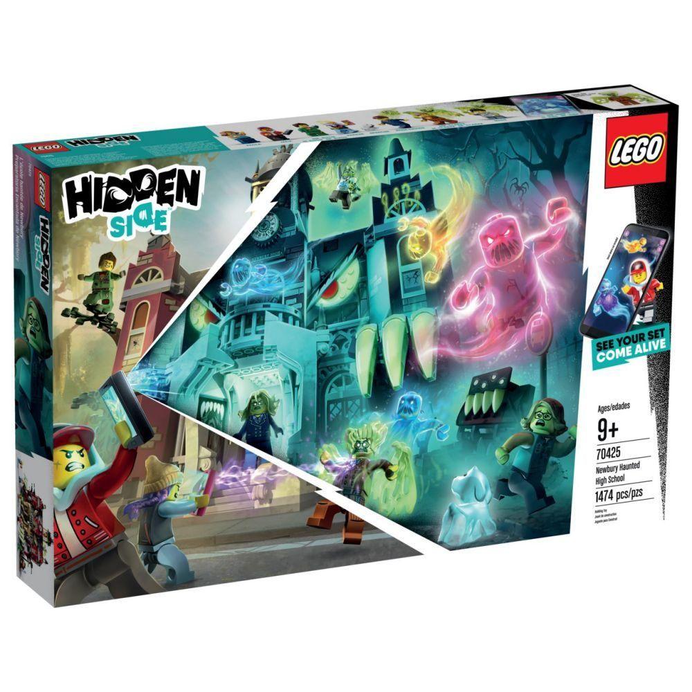 Interspar Lego Hidden Side 70425 Newbury´s spukende Schule