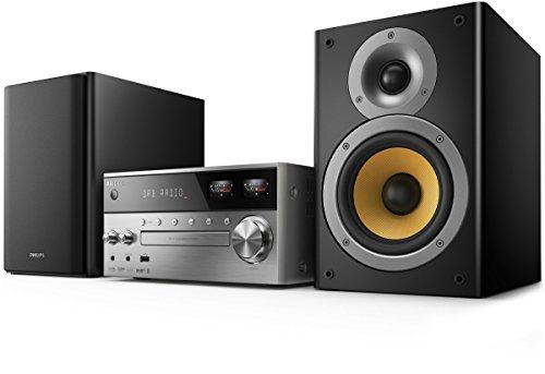 Philips BTB8000/12 (150W RMS, CD-Player, UKW, DAB+, USB, Bluetooth)