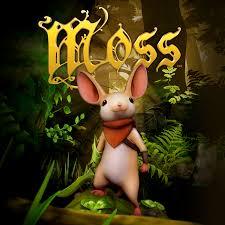 Moss (Oculus Rift)