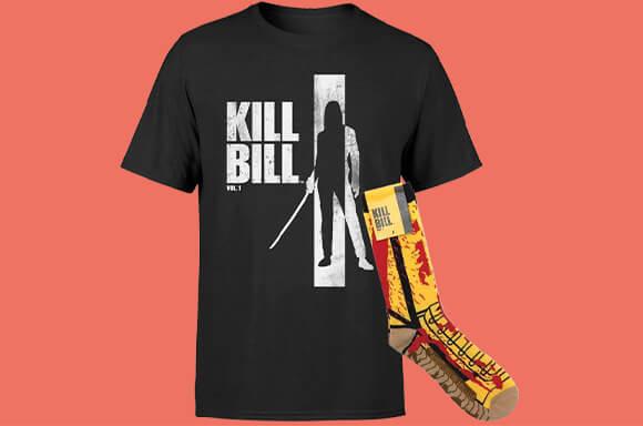 Kill Bill Shirt und Socken