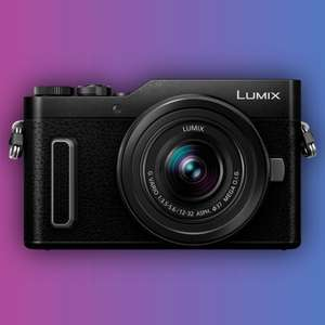 Panasonic Lumix DC-GX880 Systemkamera Kit 12-32mm Objektiv