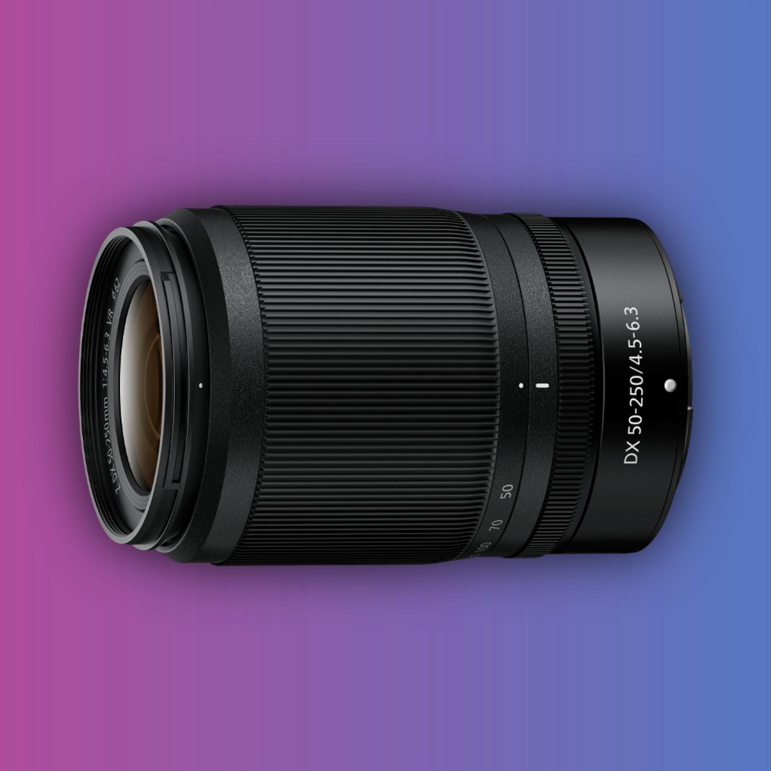 Nikon NIKKOR Z DX 50-250mm f/4.5-6.3 Telezoom-Objektiv