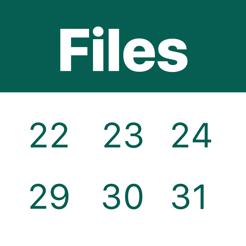FileCalendar kostenlos für iOS