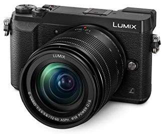 Panasonic Lumix DMC-GX80 mit Objektiv Lumix G Vario 12-60mm 3.5-5.6 ASPH Power OIS