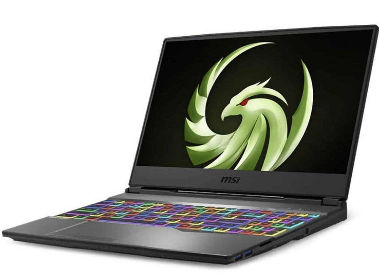 MSI Gaming Notebook Alpha 15 A3DDK-034, R7-3750H, RX5500M, 512GB, 16GB