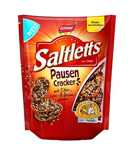 Amazon.de l Preisfehler - Lorenz Snack World Saltletts Pausen Cracker 16er Pack (16 x 100 g)