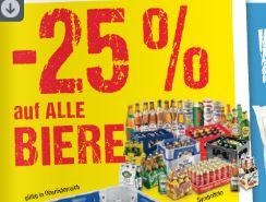 [Maximarkt] -25% auf Bier