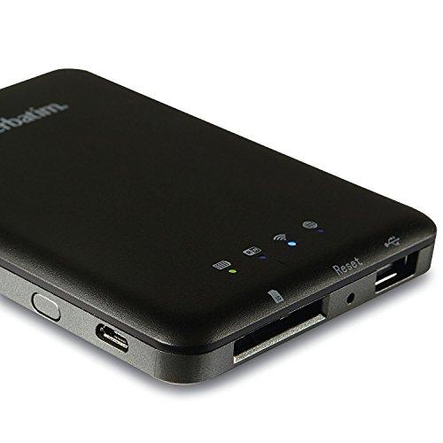 Verbatim Mediashare Wireless Portable Streaming Device
