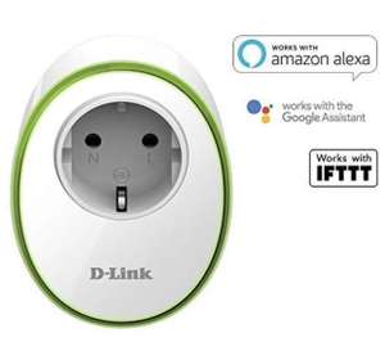D-Link DSP-W115 Smart Home Steckdose