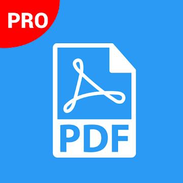 PDF-Ersteller und -Editor PRO kostenlos für Android