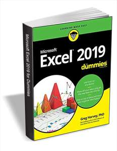 Excel 2019 for Dummies (eBook)