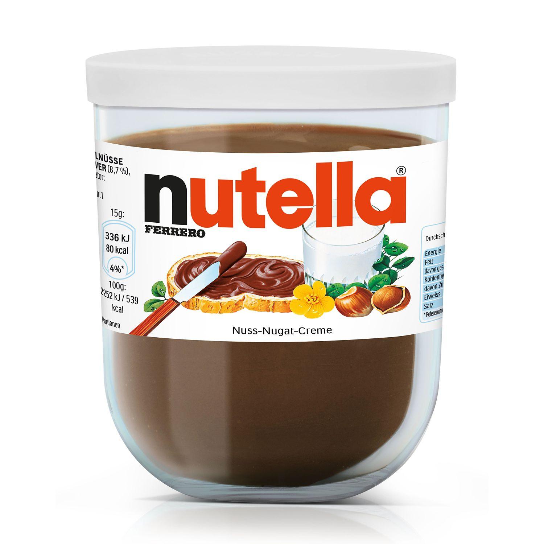 Angebot bei Hofer: Nutella (200g) reduziert