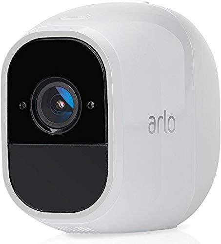 """Netgear """"Arlo Pro 2"""" Zusatz-Überwachungskamera & Sicherheitsalarm"""