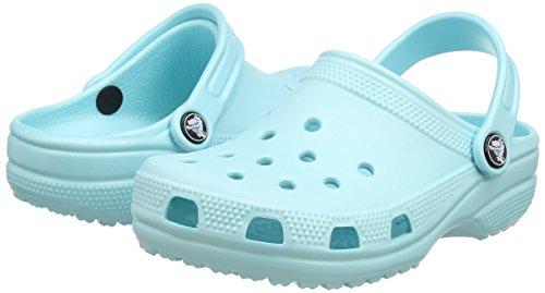crocs Unisex-Kinder Classic Kids Clogs Ice Blue Größe 19-35