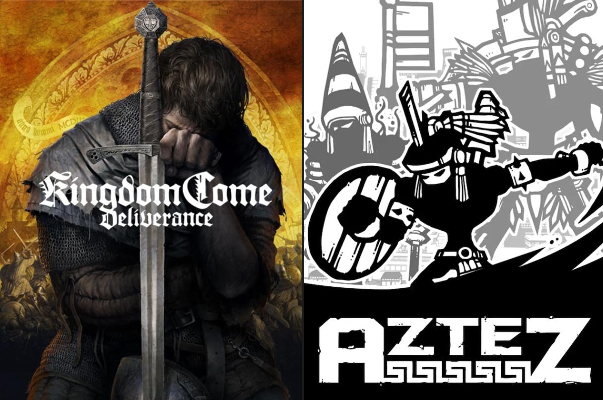 Aztez & Kingdom Come Deliverance