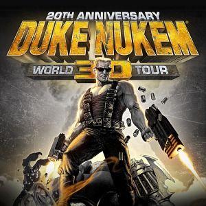 Duke Nukem 3D: 20th Anniversary World Tour (PS4)