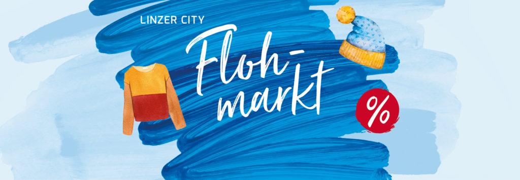 Linzer City Winter-Flohmarkt 7.2 und 8.2.