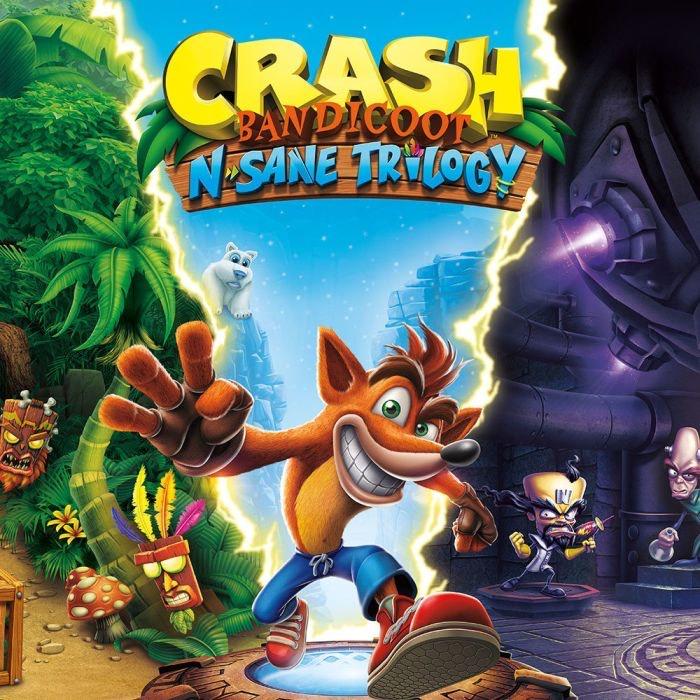 Crash Bandicoot N. Sane Trilogy für die Switch