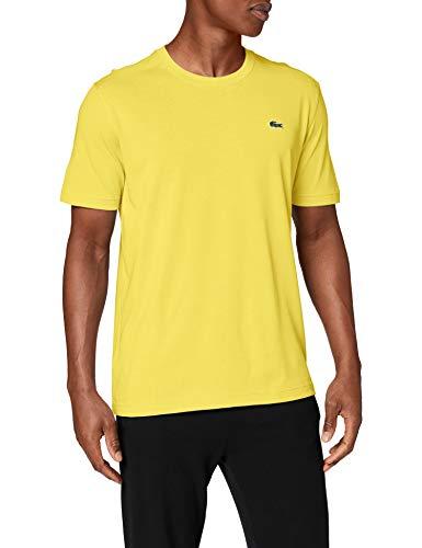 Lacoste Herren T-Shirt gelb - alle Größen XS-4XL