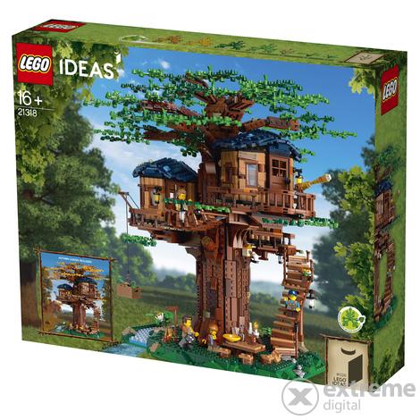 @Extreme-Digital.at LEGO® Ideas 21318 Baumhaus oder LEGO® Creator Expert - Eckgarage (10264) um 142,03€ statt 179,99€