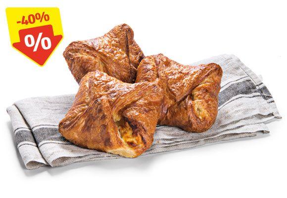 [Hofer] Zartsplittrige Butter-Topfengolatsche 59 Cent, 2 Kilo Kartoffeln aus Österreich 1 Euro