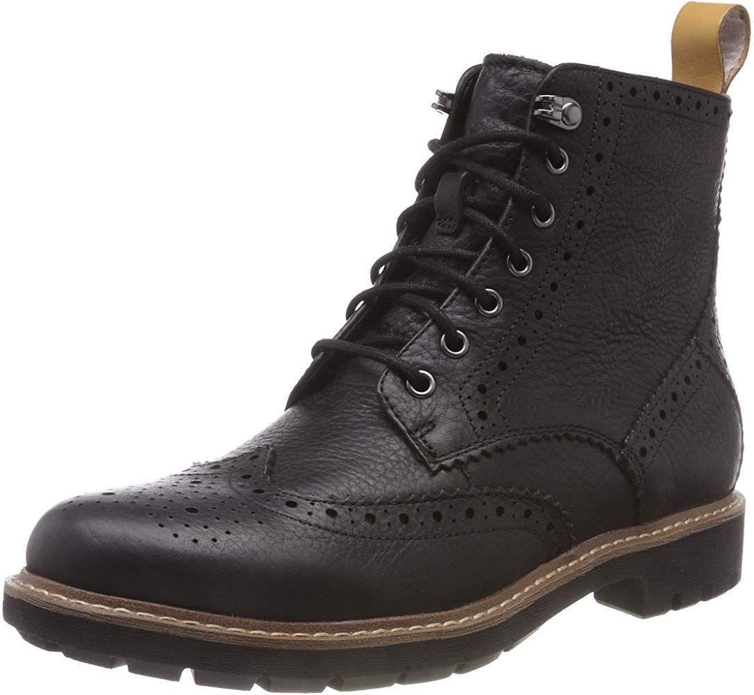 Clarks Herren Stiefel Batcombe Lord Chelsea Boots