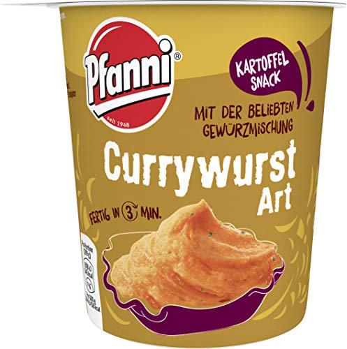 8x Pfanni Kartoffel Snack - verschiedene Sorten ab 4 Euro