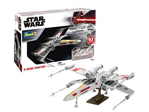Revell easy-click 06890 Disney Star Wars X-Wing Fighter (Modellbausatz)
