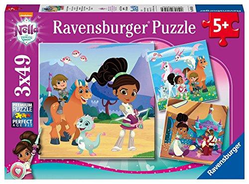 Ravensburger Puzzle Nella die Ritterprinzessin (08056)