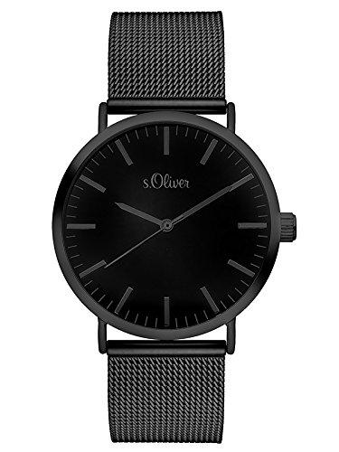 S.Oliver Damen Armbanduhr