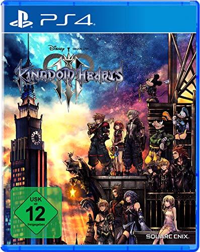 Kingdom Hearts III - (PlayStation 4, Xbox)