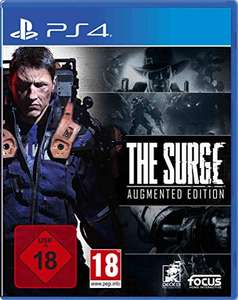 The Surge: Augmented Edition (PS4)