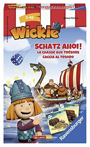 Preisjäger Junior: Wickie - Schatz Ahoi