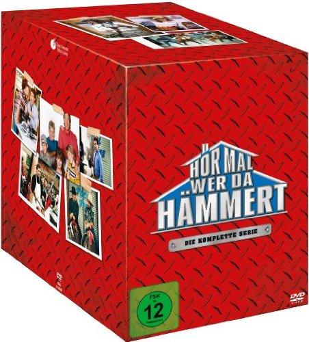 Hör mal wer da hämmert - Komplettbox Staffel 1-8 [DVD]
