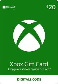20€ Xbox Live Guthaben