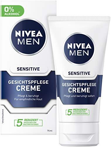 NIVEA MEN Sensitive Gesichtspflege (2 x 75 ml) + Sparabo-Tipp!