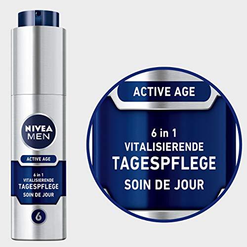 NIVEA MEN Active Age Tagespflege (1 x 50 ml) + Sparabo-Tipp!