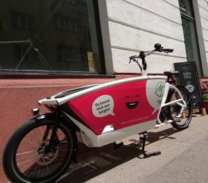 (Wien/Graz) GRATIS Elektro-Lastenrad Verleih - 24 Stunden lang