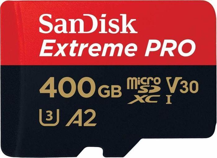 "SanDisk ""Extreme Pro"" microSDXC (400GB, R170/W90) - neuer Bestpreis"