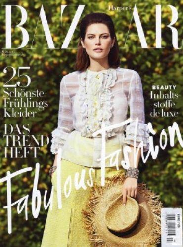 Harper's Bazaar, gratis Print Abo