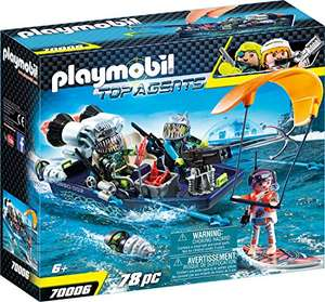 Playmobil Top Agents - Team S.H.A.R.K. Harpoon Craft